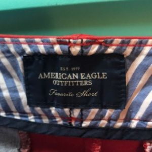 American Eagle Outfitters Shorts - Red American Eagle shorts